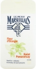 Le Petit Marseillais cream shower gel Orange Flower