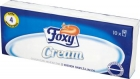 Foxy Cream Sandwich 4 handkerchiefs 10 packs of 9 pieces of moisturizing cream