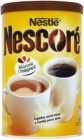 El café instantáneo Nescoré con oligofructosa achicoria y 260 g