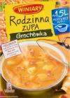 Familia Winiary sopa de sopa de guisantes 70 g