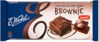 E. Wedel milk chocolate flavored brownie 290 g
