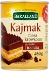 Bakalland каймака вес krówkową со вкусом тирамису 460 г