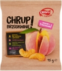 Croustillant croquant naturel Peach! Chips, 15 g