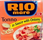 Rio Mare ready meal with tuna and onion
