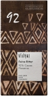 Vivani Bitter Chocolate 92% Organic Cocoa