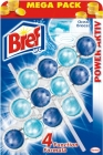 Bref Power Aktiv pendant to the toilet 4 Mega Pack Function formula Ocean Breeze