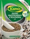 Kamis martilló con cilantro pimienta