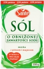 sea ??salt with reduced level of 350 g of sodium potassium and magnesium