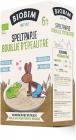Biobim épeautre épeautre biologique bouillie pour les bébés
