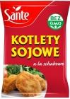Soja- Schnitzel a la Koteletts