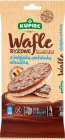 Kupiec Wafle ryżowe w czekoladzie