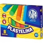 Plastilina Astra 8 colores