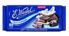Wedel chocolate, dark chocolate with coconut filling