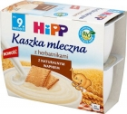 BIO HiPP milky porridge biscuit with a natural calcium