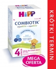 Hipp Organic 4 Junior Combiotik follow on milk for toddlers