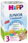 Hipp 3 Junior Combiotik folgen auf Milch für Kleinkinder