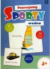 Coloring Interdruk A4 16 pages to Know sports a super fun , 24 stickers, trivia Water Sports