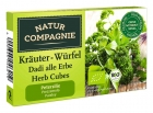 Natur Compagnie Herbal bouillon cubes with BIO parsley