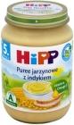 Hipp pavo puré de verduras BIO