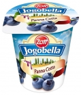 Zott Jogobella yogurt blueberry flavored panna cotta