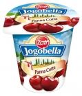 Zott Jogobella йогурт вишневый приправленный Панна Котта