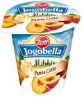 Zott Jogobella yogurt peach-flavored panna cotta