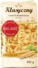 Klassische Pasta Pol-Mak. Jakobsmuschel