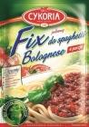 La achicoria Fix espaguetis a la boloñesa