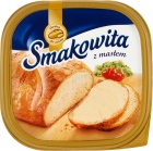 Tasty margarine with butter