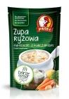 Profi рисовый суп с куриным бульоном для