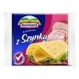 Hochland processed cheese slices of ham