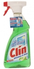 Clin liquid to wash windows and glass surfaces with spray Windows & Glass
