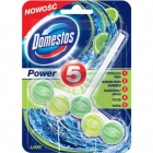 Domestos WC Power 5 pendant with bone Lime
