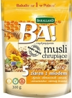 Bakalland crunchy muesli 5 grains with honey