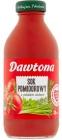 jugo de tomate con hierbas Dawtona polacas