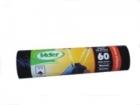 sacs Leader ordures avec cordon de serrage fort avec 60 L