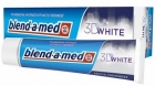 Blend-a-med pasta de dientes blanco 3D frescura Ártico