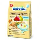 BoboVita porción de cereal gachas de leche manzana-pera trigo sarraceno 4 wielozbożowa de grano