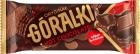 Damán Intenso frágil oblea con capas de crema de cacao-chocolate de chocolate caliente