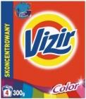 Vizir Waschpulver Farbe