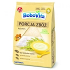BoboVita serving of cereal porridge vanilla rice