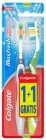Max Fresh Toothbrush 1 + 1 pc . FREE Medium