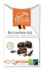 BELVAS Belgian chocolates dark chocolate 82% BIO