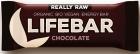 Lifefood Baton czekoladowy RAW