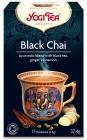 Yogi Tea Black Chai Schwarztee mit Ingwer und Zimt BIO