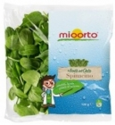 MIOORTO Baby-Spinat