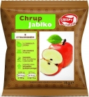 Crispy Natural munched apple crisps Dried apples with cinnamon