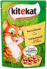 Kitekat canned food for cats with chicken