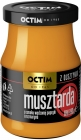 Octim Mustard flavored with smoked paprika and rosemary