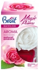 Brait Magic Flower decorative air freshener Beautiful Rose